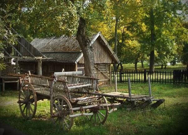 Muzeul Satului Banatean 1